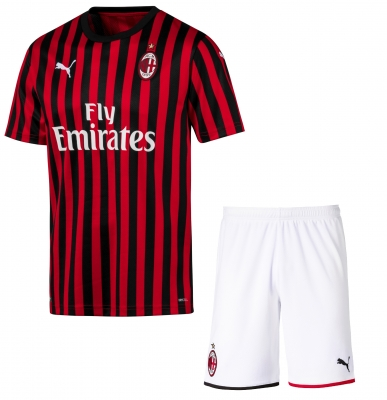 AC MILAN JUNIOR HOME KIT 2019-20