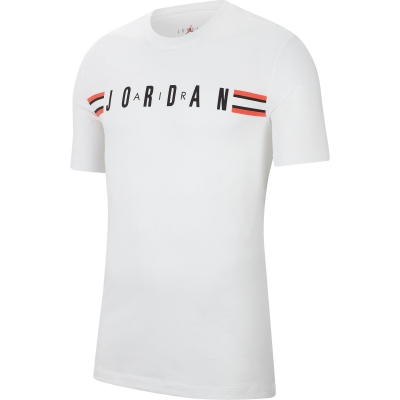 JORDAN T-SHIRT AIR BIANCA 2019-20