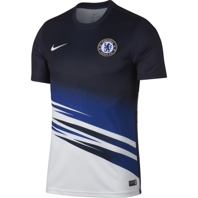 CHELSEA PREMATCH SHIRT 2019-20