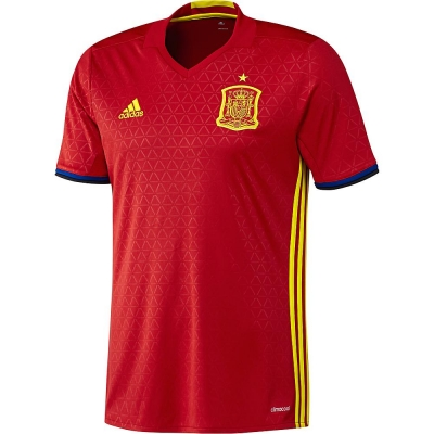 SPAIN JUNIOR HOME SHIRT EURO 2016