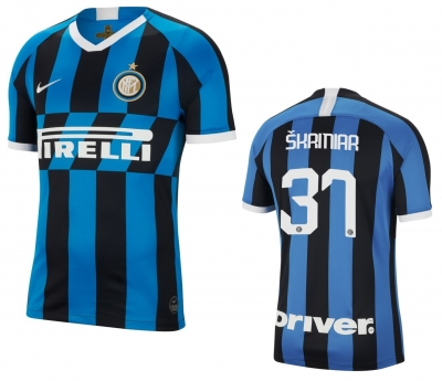 INTER SKRINIAR HOME SHIRT 2019-20