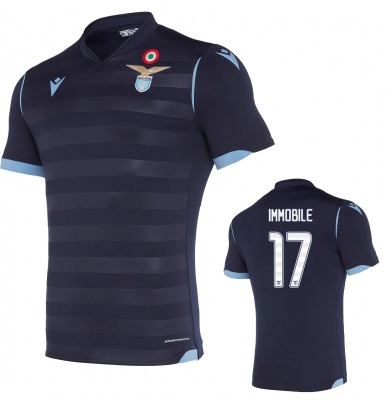 SS LAZIO IMMOBILE AUTHENTIC 3RD SHIRT 2019-20