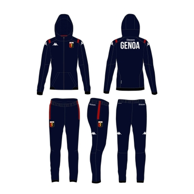 GENOA POLY TRACKSUIT 2019-20