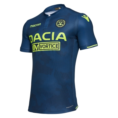 UDINESE 3RD BLUE SHIRT 2018-19