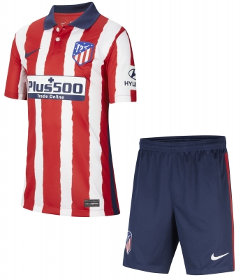 ATLETICO MADRID JUNIOR HOME KIT 2020-21
