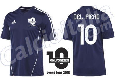 DEL PIERO SPECIAL TOUR SHIRT