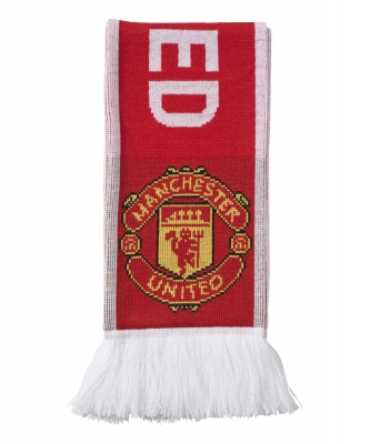 MANCHESTER UNITED SCARF 2017-18