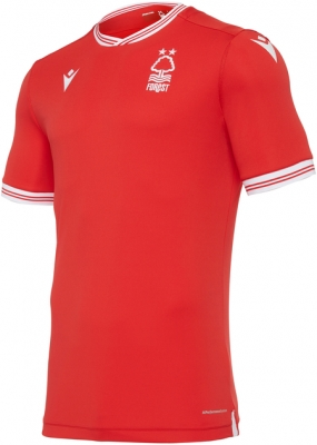 NOTTINGHAM FOREST HOME SHIRT 2020-21
