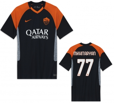 AS ROMA MHKITARYAN 3RD SHIRT 2020-21