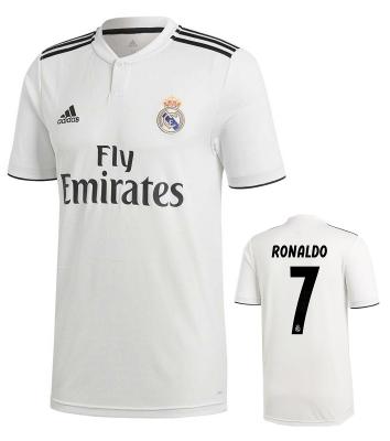 REAL MADRID MAGLIA RONALDO BAMBINO 2018-19