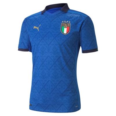 ITALIA FIGC AUTHENTIC MATCH HOME SHIRT 2020-21