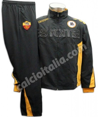 PRESENTATION JUNIOR BLACK TRACKSUIT