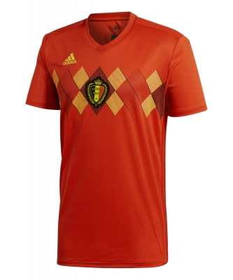 BELGIUM JUNIOR HOME SHIRT 2018-19
