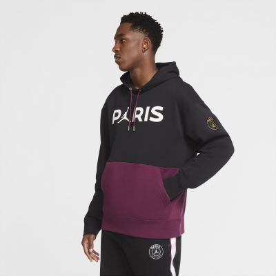 PSG JORDAN HOODY SWEAT 2020-21