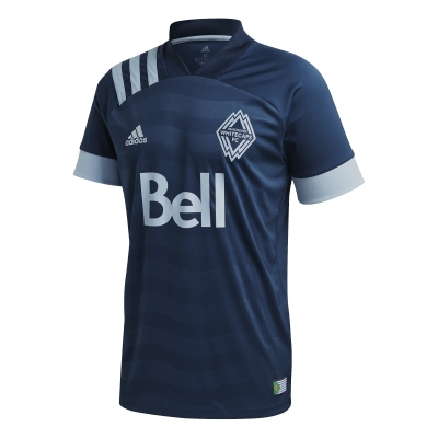 VANCOUVER WHITECAPS AWAY SHIRT 2020-21