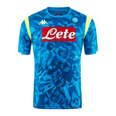 SSC NAPOLI MAGLIA CHAMPION'S LEAGUE FAN 2018-19