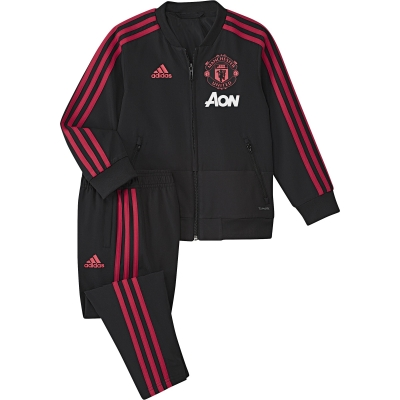 MANCHESTER UNITED LITTLEBOYS TRACKSUIT 2-6 years 2018-19