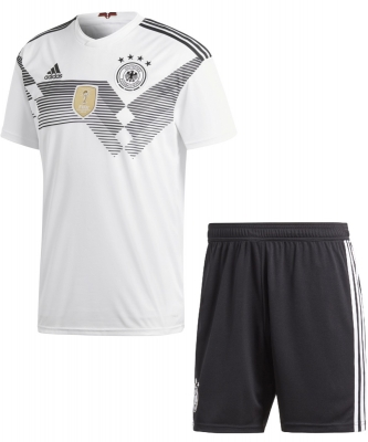 GERMANY JUNIOR HOME KIT 2017-19
