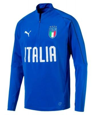 ITALIA FIGC FELPA ALLENAMENTO AZZURRA 2017-19
