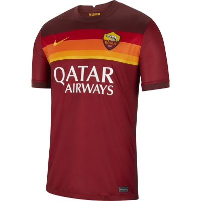 AS ROMA STADIUM HOME SHIRT 2020-21