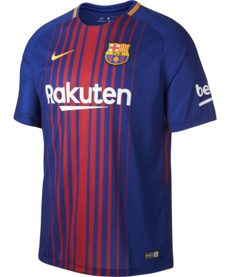 BARCELONA JUNIOR HOME SHIRT 2017-18