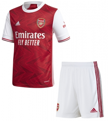 ARSENAL JUNIOR HOME KIT 2020-21