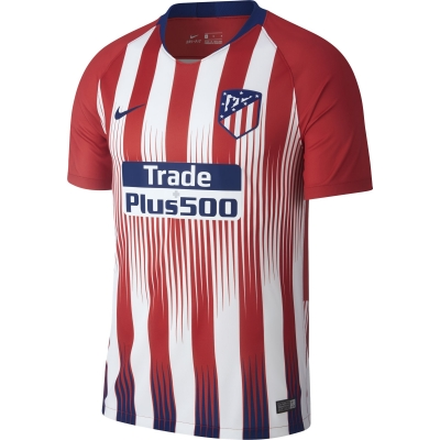 ATLETICO MADRID JUNIOR HOME SHIRT 2018-19
