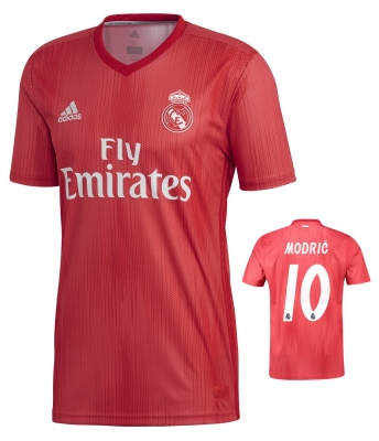 REAL MADRID MAGLIA MODRIC CHAMPION'S LEAGUE 2018-19