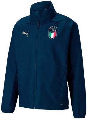 ITALIA FIGC GIACCA PIOGGIA 2019-21