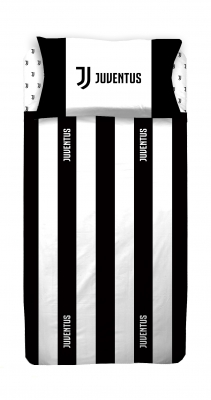 JUVENTUS BEDROOM SINGLE SET