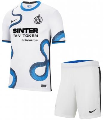FC INTER JUNIOR AWAY KIT 2021-22