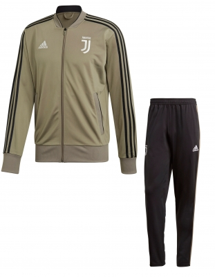 JUVENTUS POLY CLAY TRACKSUIT 2018-19