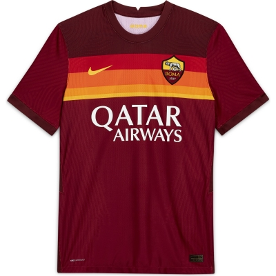 AS ROMA MATCH VAPOR HOME SHIRT 2020-21
