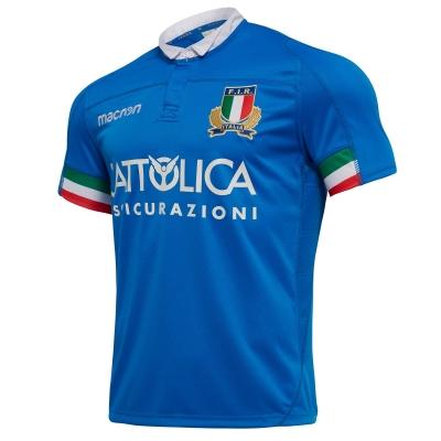 FIR ITALIA RUGBY MAGLIA HOME 2018-19