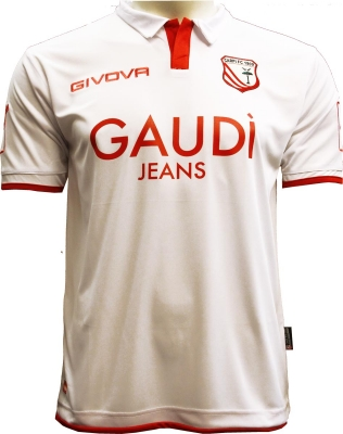 CARPI HOME WHITE SHIRT 2017-18