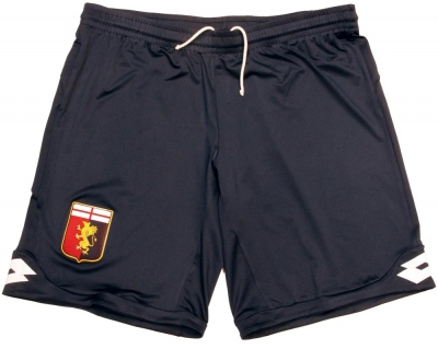 GENOA HOME BLUE SHORTS 2018/19