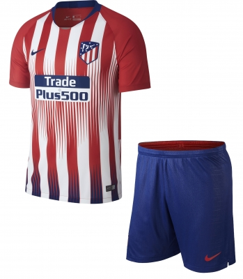 ATLETICO MADRID JUNIOR HOME KIT 2018-19