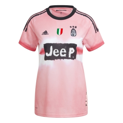 JUVENTUS MAGLIA DONNA PHARRELL WILLIAMS HUMAN RACE 2020-21