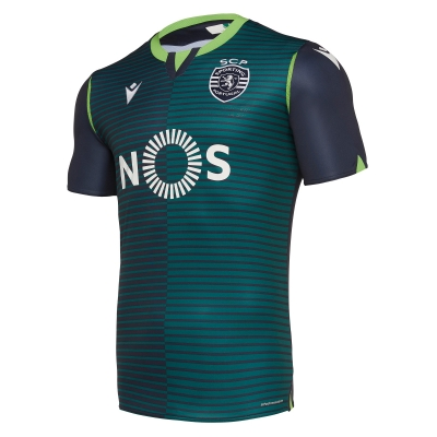 SPORTING LISBON AUTHENTIC MATCH HOME SHIRT 2019-20