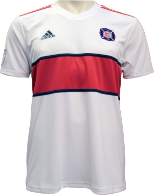 CHICAGO FIRE MAGLIA AWAY 2018-19