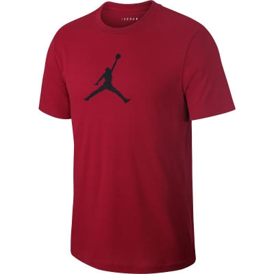 JORDAN ICONIC 23/7 RED T-SHIRT
