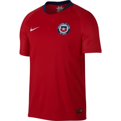 CHILE HOME SHIRT 2018-19