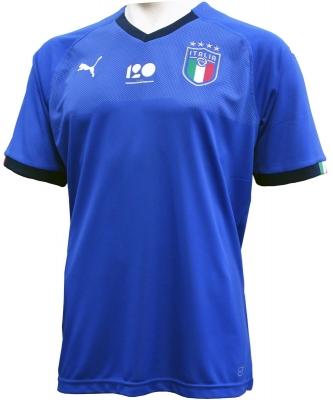 ITALIA FIGC HOME 120 years SHIRT 2018-19