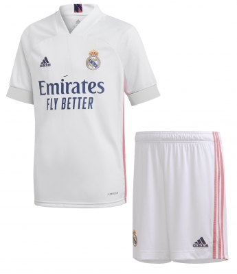 REAL MADRID COMPLETO BAMBINO HOME 2020-21