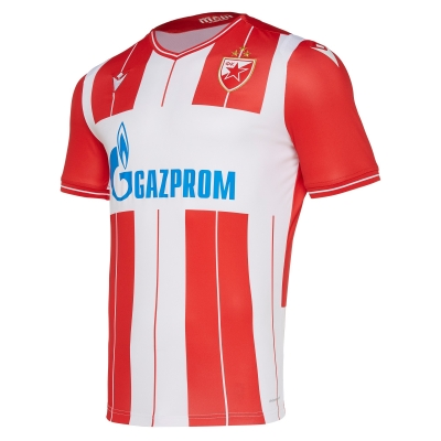 BELGRAD RED STAR AUTHENTIC HOME SHIRT 2019-20