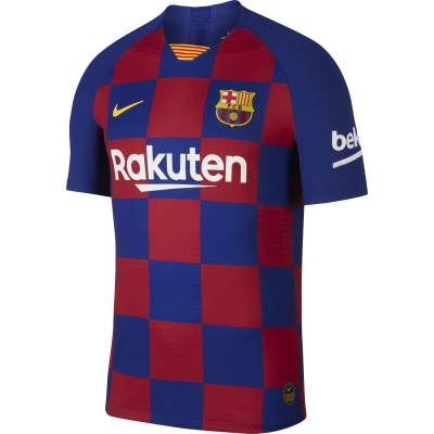 BARCELONA AUTHENTIC VAPOR MATCH HOME SHIRT 2019-20
