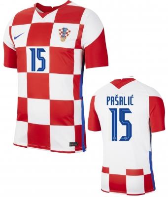 CROATIA PASALIC HOME SHIRT 2020-21