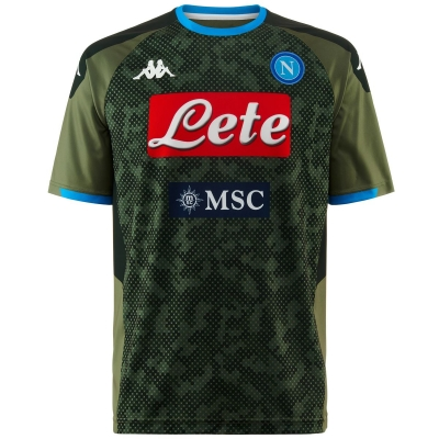 SSC NAPOLI AWAY FAN SHIRT 2019-20