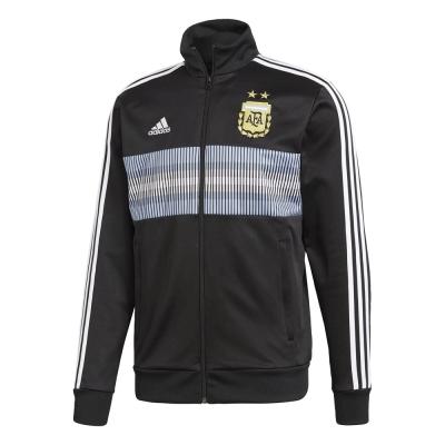 ARGENTINA FELPA ZIP ACETATA 2018-19