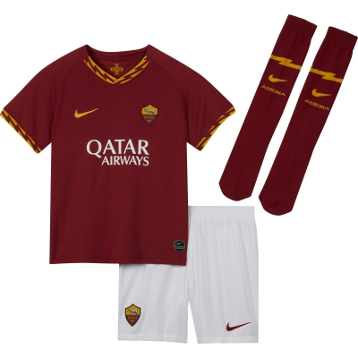 AS ROMA LITTLEBOYS HOME KIT 3-8 years 2019-20